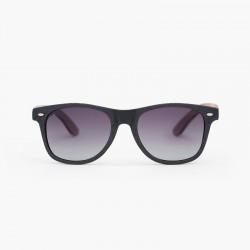 Copaiba Malaysia Black - Biodegradable Polarized Sunglasses