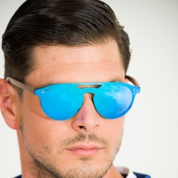 Copaiba Paraguay WalBlue - Polarized Biodegradable Sunglasses
