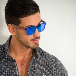 Coapiba Nicaragua Rainbow - Polarized Biodegradable Sunglasses