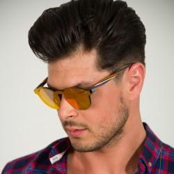 Copaiba Cambodia Rainbow - Polarized Biodegradable Sunglasses