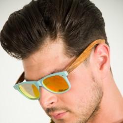 Copaiba Malaysia Gray - Polarized Biodegradable Sunglasses
