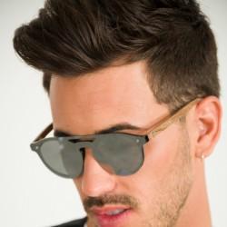 Copaiba Paraguay SilverWal - Polarized Biodegradable Sunglasses